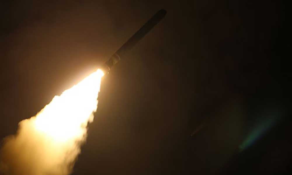 ABD Büyükelçiliği'ne roketli saldırı!