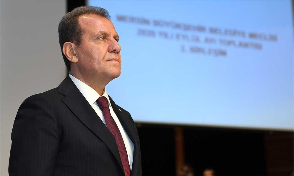 Başkan Seçer Büyükşehirin hibe aldığı projeleri anlattı