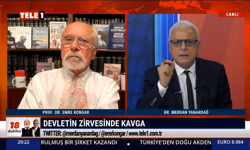 Merdan Yanardağ: Anayasa Mahkemesi, Türkiye'de 30 yıldır hakim olan anlayışa karşı direnmeye çalışıyor