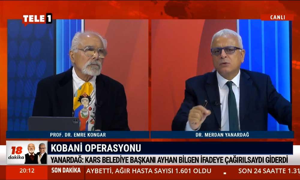 Merdan Yanardağ: AKP iktidarı yönetme yeteneğini iyice yitirmeye başladı