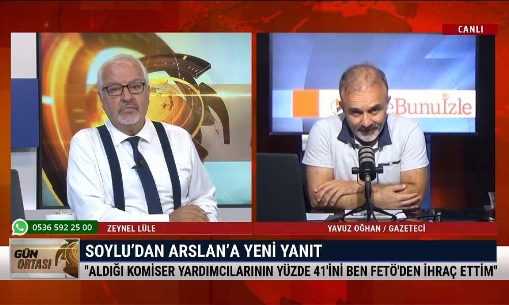 Gazeteci Yavuz Oğhan: Süleyman Soylu'nun bu açıklamaları plansız bir şekilde yaptığını düşünmüyorum