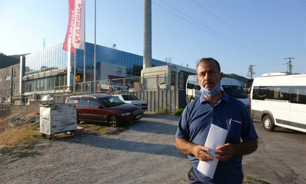 Zamdan önce araba alan müşteriden, ÖTV'yi gerekçe göstererek 55 bin lira daha istediler!