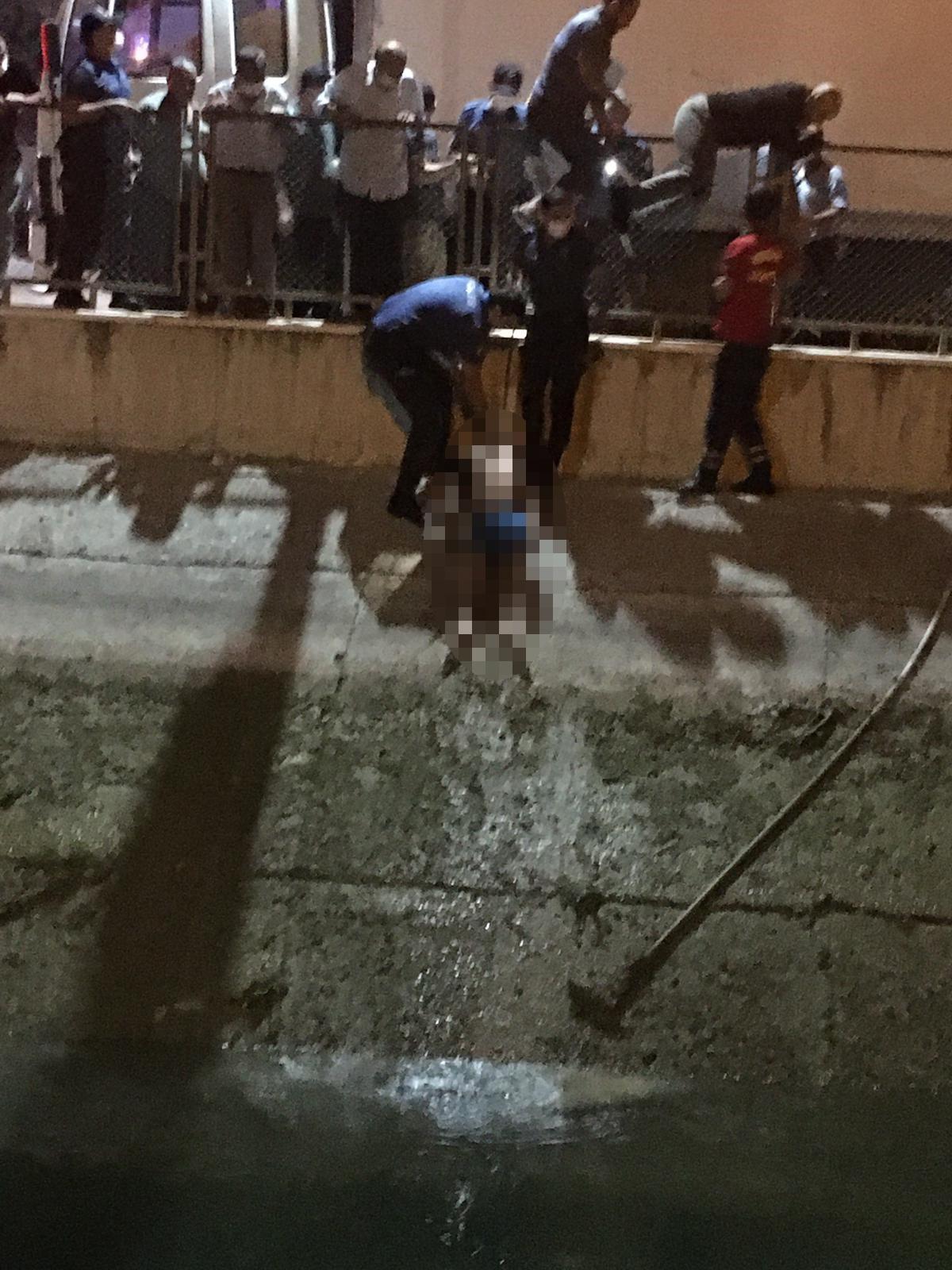 17 yaşındaki gencin cansız bedeni sulama kanalında bulundu