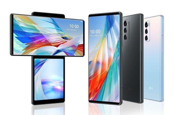 LG Wing kullanıcılara yeni mobil deneyimler sunacak
