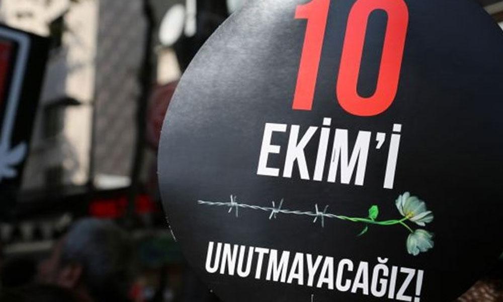 '10 Ekim Katliamı insanlığa karşı işlenen bir suçtur'