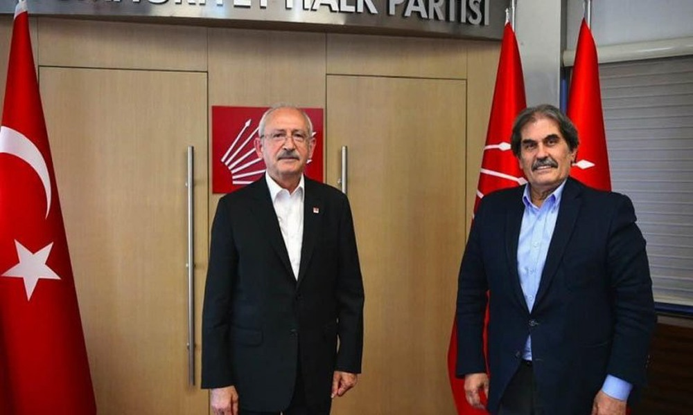 Kılıçdaroğlu'nun Başdanışmanı Kenan Nuhut koronavirüse yakalandı
