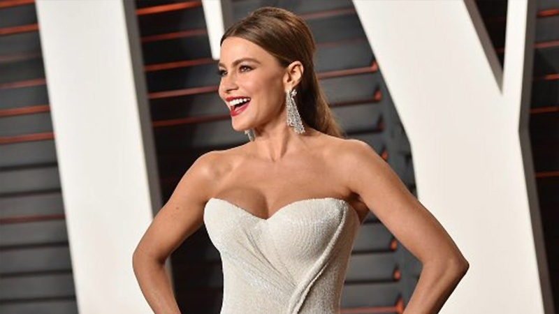 Sofia Vergara en çok kazanan kadın yıldız oldu