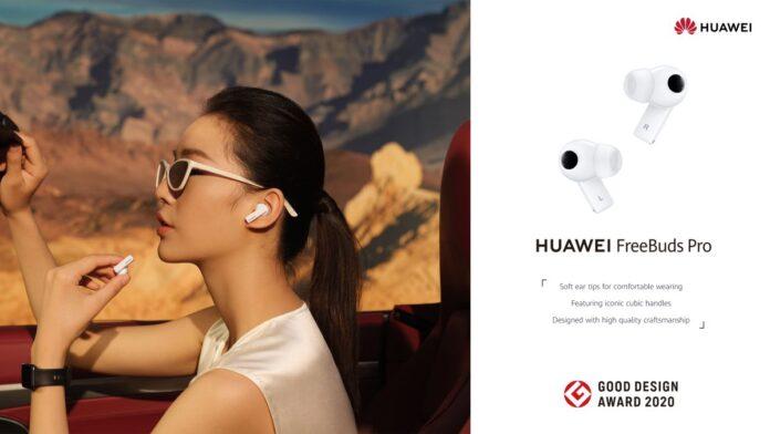 HUAWEI ürünleri Good Design 2020 Ödüllerine layık görüldü