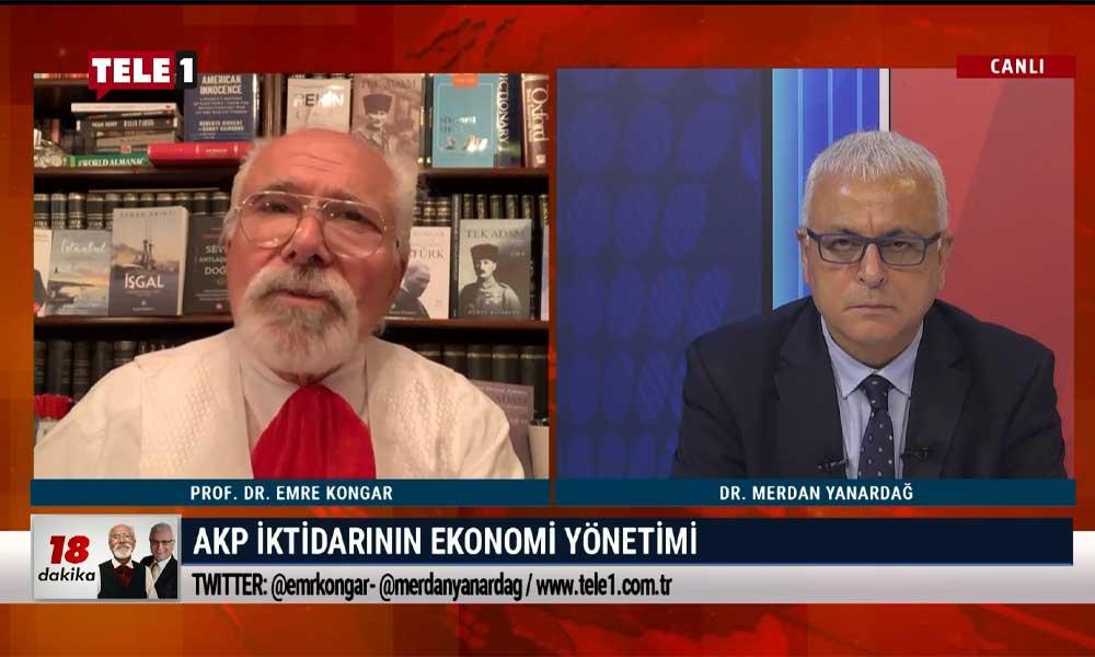Merdan Yanardağ: Türkiye'nin ekonomisi 'Allah'a emanet'