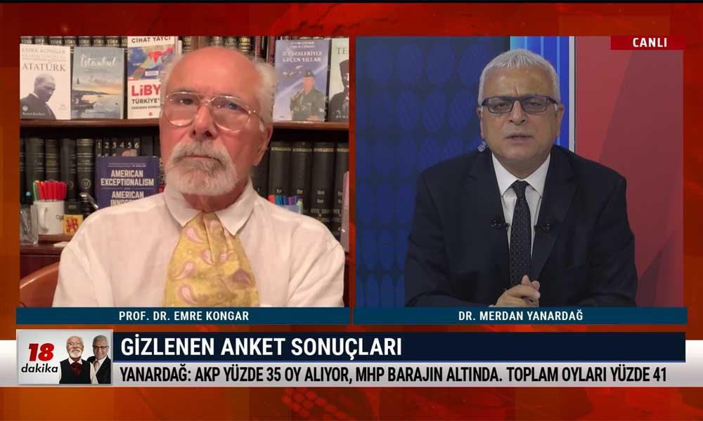 Merdan Yanardağ: Günlük ödeneği 10 milyon olan Saray'daki Erdoğan, yoksula sabredin dedi – 18 Dakika