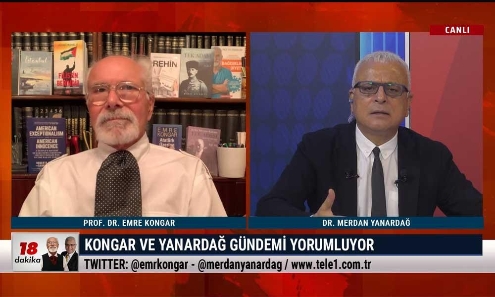 Merdan Yanardağ: Türkiye'yi kabile devleti haline getirenler, erken seçimin kabile devletlerine özgü olduğunu söylüyorlar