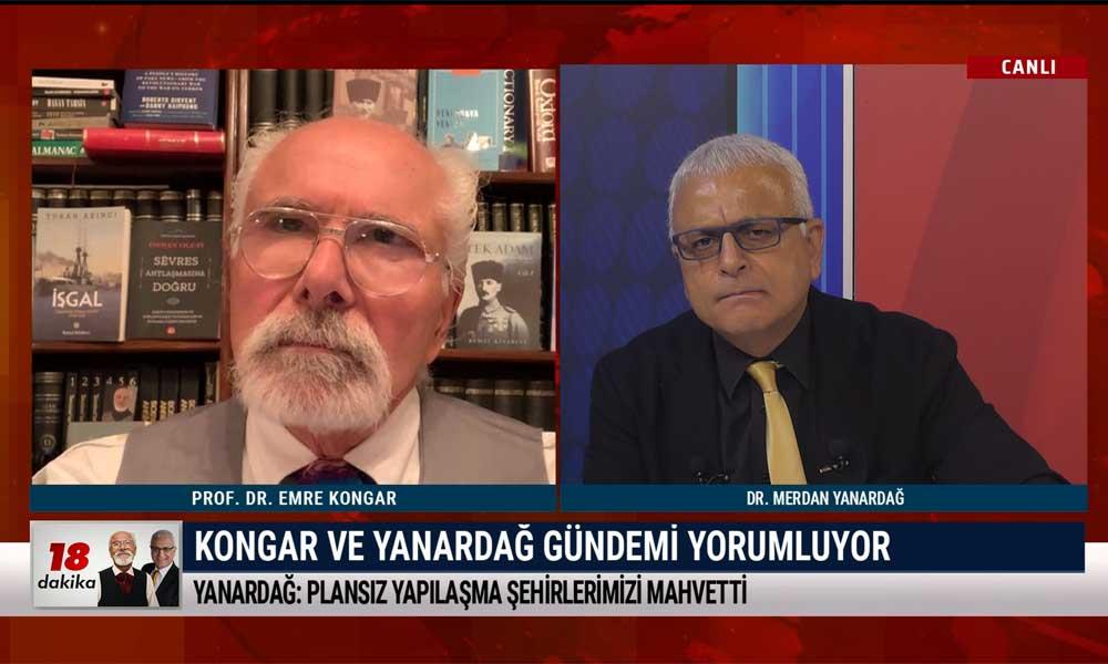 Merdan Yanardağ: İzmir'deki depremi farklı sebeplere bağlayan akıl ve bilim düşmanıdır