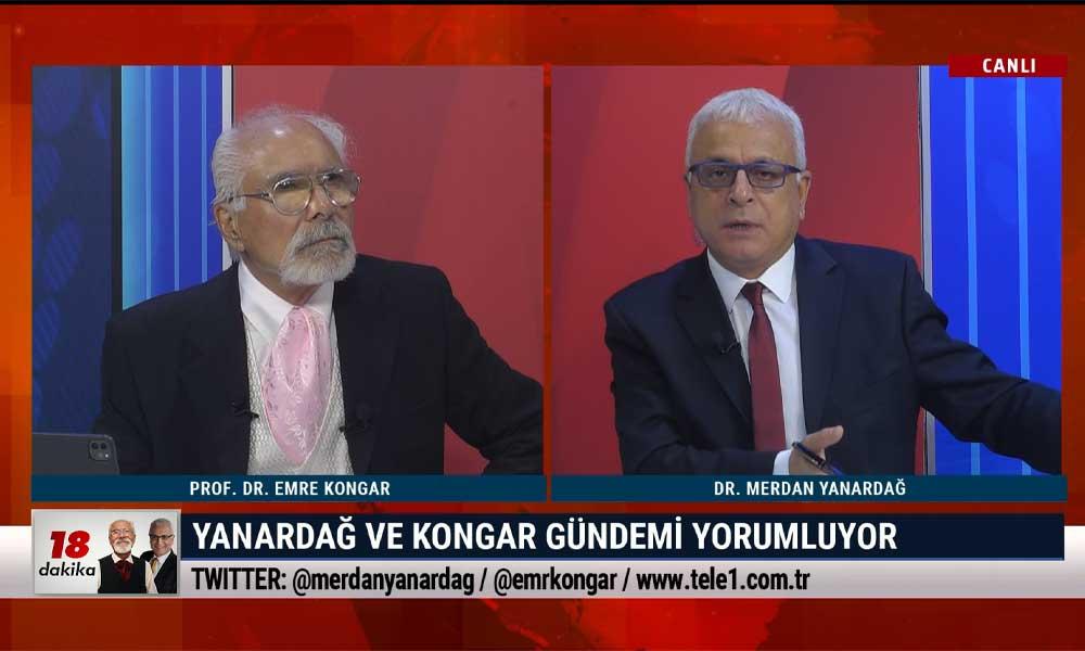 Merdan Yanardağ: Sağlık Bakanlığı'na göre Eylül'de İstanbul'da koronavirüsten sadece 1 kişi vefat etmiş