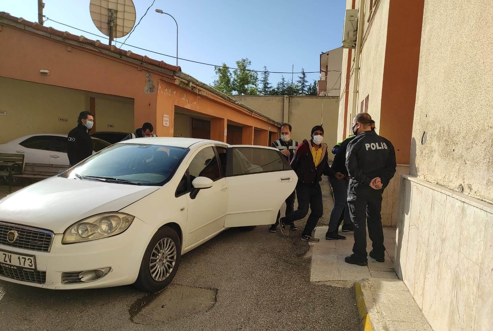 Konya'da, uyuşturucu operasyonunda; 4 tutuklama