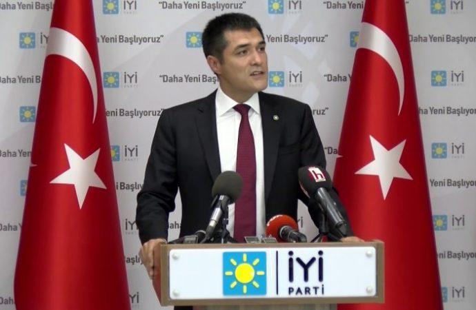 İyi Parti İstanbul İl Başkanı Kavuncu hakkında soruşturma…