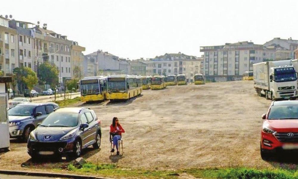 Milli Eğitim Müdürlüğü'nün istediği araziyi AKP'li belediye başka şirkete sattı