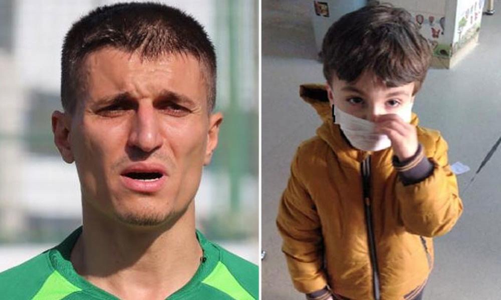 Eski futbolcu Cevher Toktaş oğlunu boğarak öldürmüştü: Mahkemede savunma yapmadı