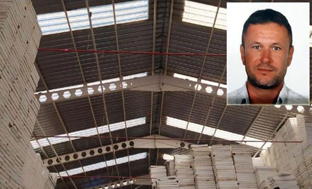 Tamir için çıktığı çatıdan düşen işçi hayatını kaybetti