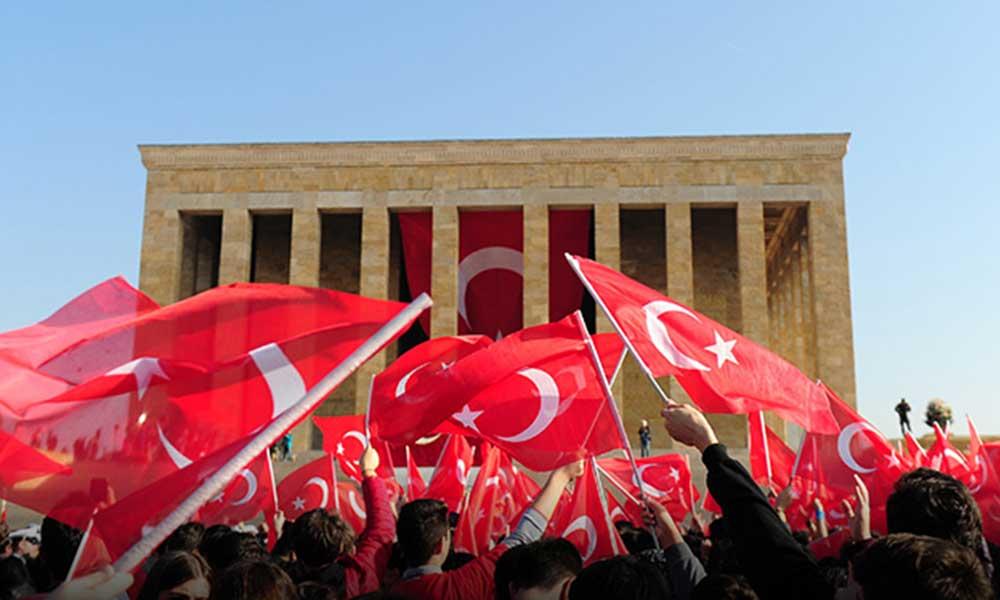 29 Ekim Cumhuriyet Bayramı kutlamalarına yasak!