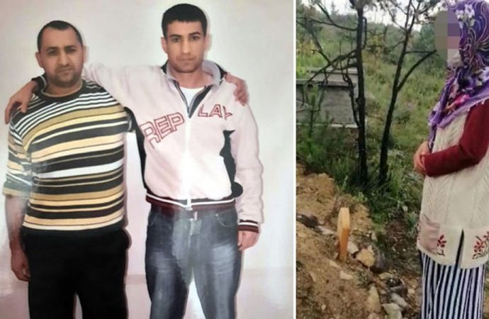 Eşini öldürtmekten aranan kadın, cinayeti mezarın başında itiraf etti -  Tele1