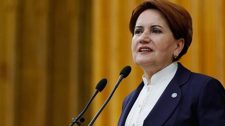 Akşener: Derhal ekonomiden sorumlu Cumhurbaşkanı yardımcısı atayın Sayın Erdoğan