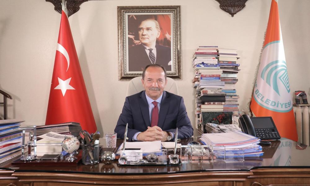 Edirne Belediye Başkanı Gürkan'dan 29 Ekim mesajı