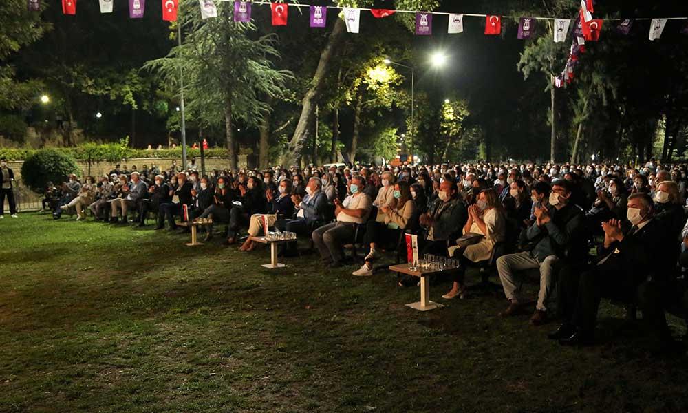Pınarbaşı'nda tiyatro şöleni devam ediyor