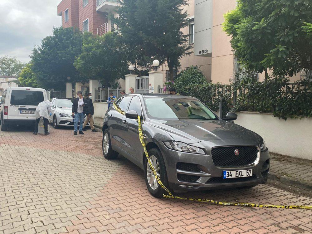 Maltepe'de müteahhide silahlı saldırı