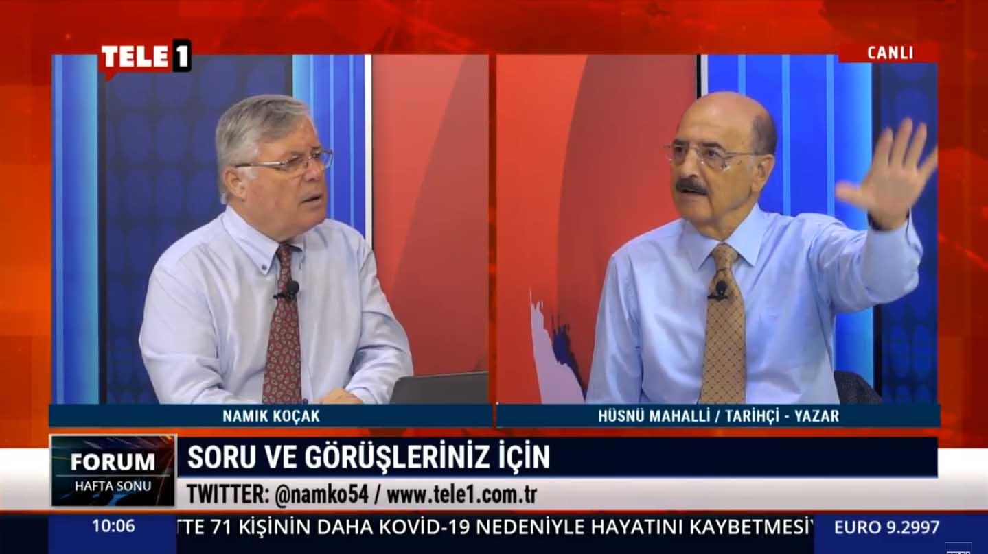 Azerbaycan Ermenistan krizinde Türkiye'nin rolü? – FORUM HAFTA SONU