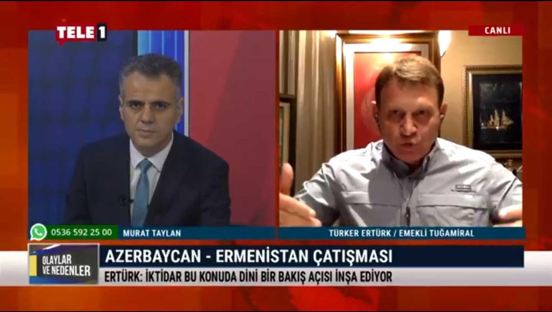 Azerbaycan konusu milli beraberlik gerektirir – OLAYLAR VE NEDENLER