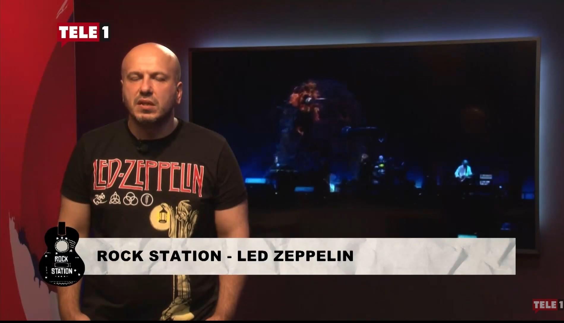 Led Zeppelin Rock Station'da
