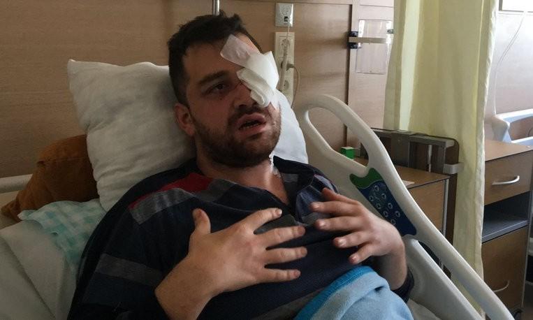Konya'da bıçaklı saldırıya uğrayan avukattan üzen haber