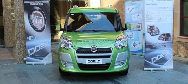 Fiat Doblo fiyatlarını güncelledi