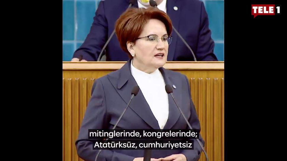 Meral Akşener'den AKP'ye çok konuşulacak '29 Ekim' tepkisi