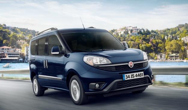 Fiat Doblo'nun fiyatları güncellendi