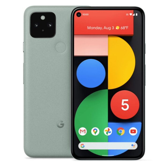 Google Pixel 5 nihayet tanıtıldı