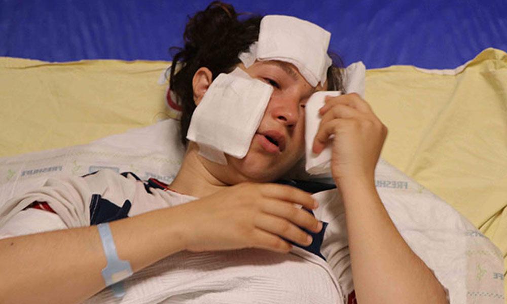 Doğum yapan eşini hastane odasında bıçaklayan sanığın cezası belli oldu