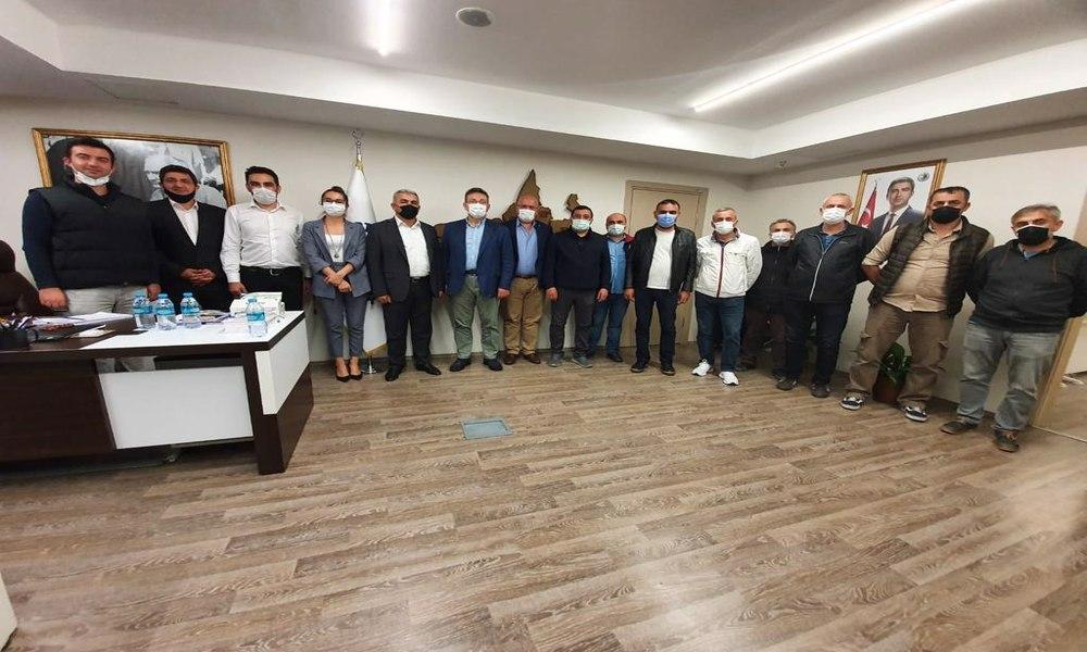 Kartal Belediyesi'nde kadrolu işçiler için Toplu İş Sözleşmesi imzalandı