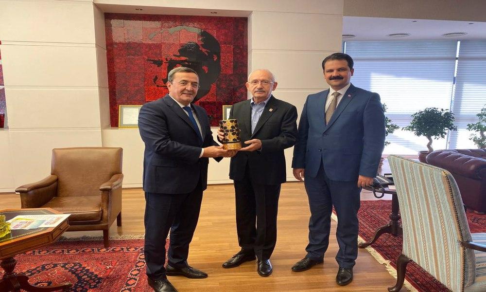 Kılıçdaroğlu'na 'Konak'ta 500 Gün' raporu