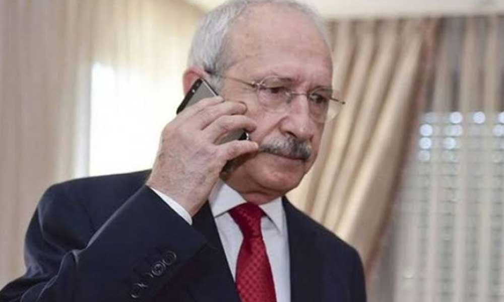 Kılıçdaroğlu'ndan İsmail Beşikçi'ye telefon