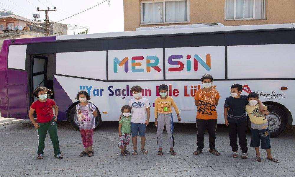 Mersin Büyükşehir'den yeni bir hizmet: Mobil kuaför