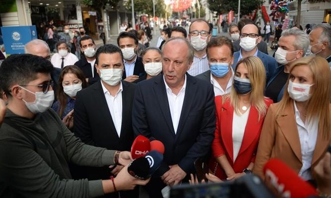İnce'den 'yeni parti' açıklaması