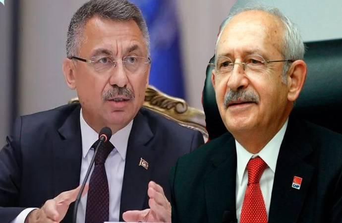 Cumhurbaşkanı Yardımcısı Oktay'dan Kılıçdaroğlu'na: Hukuki süreç başlatılacak
