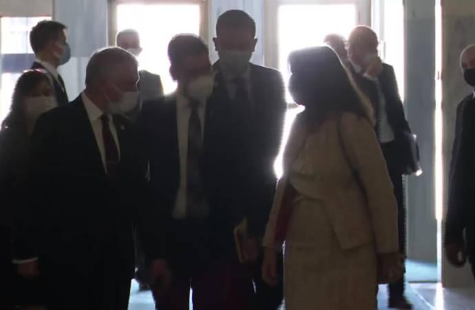 Kılıçdaroğlu, İsveç Dışişleri Bakanı Linde ile biraraya geldi