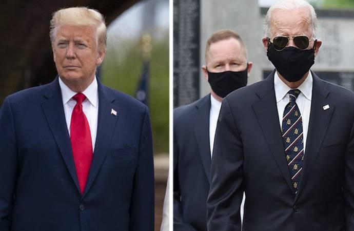 Covid-19'a yakalanan Trump'ın Biden'a yönelik sözleri gündem oldu: Ben onun gibi maske takmıyorum