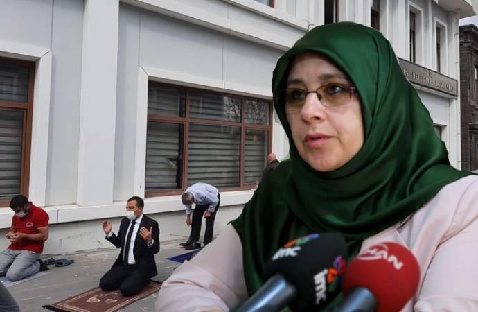 HDP'li Hüda Kaya: Hırsızlık yapanı hiçbir namaz kurtarmayacak