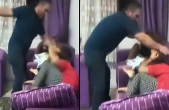Cani baba çocuklarını canlı yayında dövmesinin 'neden'ini açıkladı