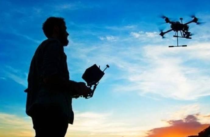 Diyarbakır'da drone uçuran turist gözaltına alındı: Yasak olduğunu bilmiyordum