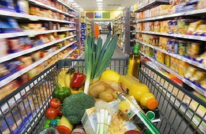 TÜİK açıkladı: Enflasyon 11 aydır çift hanede