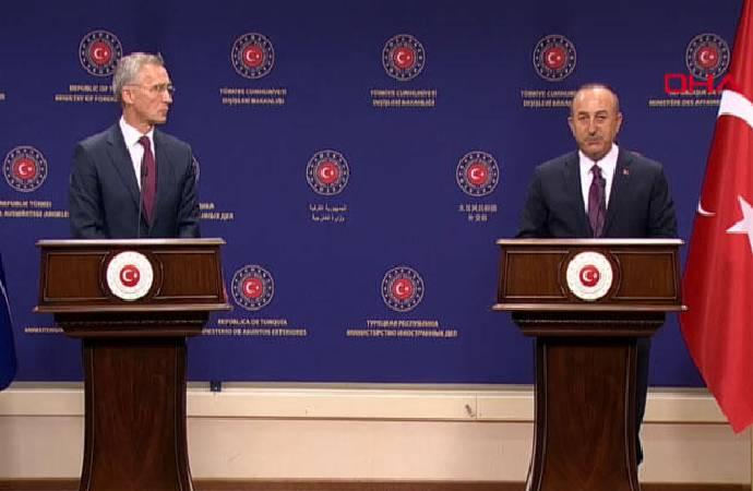 NATO'dan çağrı, Çavuşoğlu'ndan Ermenistan'a sert tepki